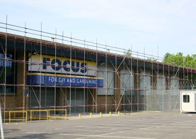 Hercules Scaffolding Focus Bristol